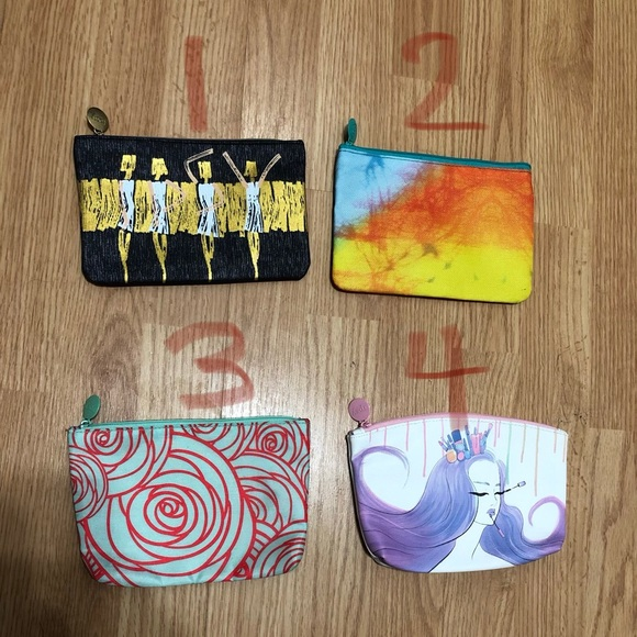 ipsy Handbags - Ipsy makeup bags - NEW!